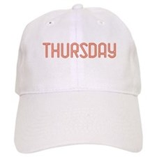 Thursday Baseball Baseball Baseball Cap