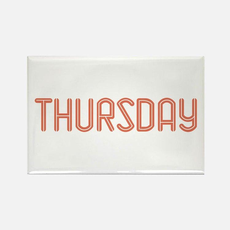 Thursday Magnets