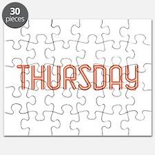 Thursday Puzzle