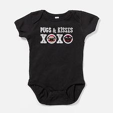 Unique Pug Baby Bodysuit