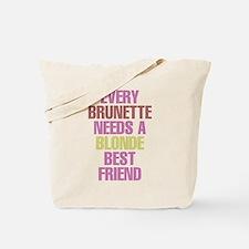 Brunette Best Friend & Blonde Best Friend Couples