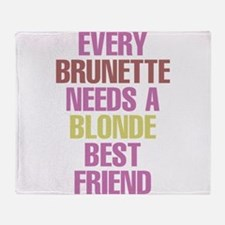 Brunette Best Friend & Blonde Best Friend Couples