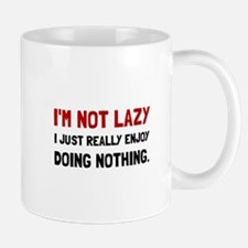 I Am Not Lazy Mugs