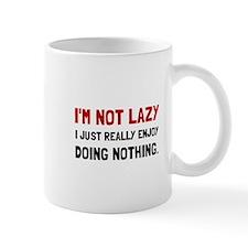 I Am Not Lazy Mugs