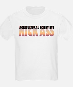 Agricultural Scientists Kick Ass T-Shirt