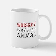 Whiskey Spirit Animal Mugs