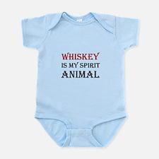Whiskey Spirit Animal Body Suit