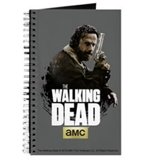 TWD Rick Hunt or Be Hunted Journal