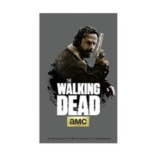 Twd Rick Hunt Or Be Hunted Decal