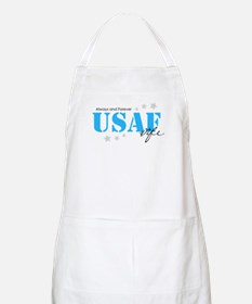 USAF Wife - Always and Forever Apron