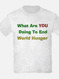 End World Hunger T-Shirt