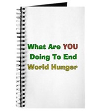 End World Hunger Journal