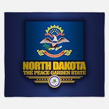North Dakota (v15) King Duvet