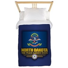 North Dakota (v15) Twin Duvet
