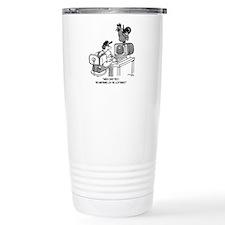 Chicken Cartoon 2372 Travel Coffee Mug