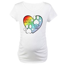 Rainbow Bridge Heart Shirt