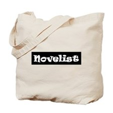 Novelist Tote Bag