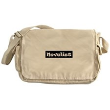 Novelist Messenger Bag