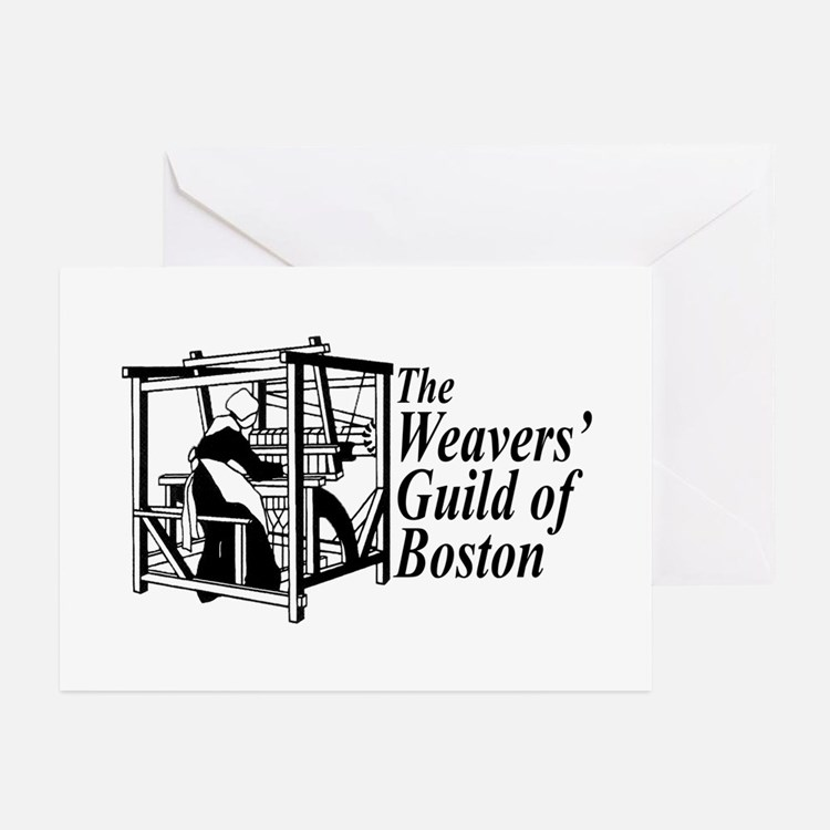 Cute Weaving Greeting Cards (Pk of 10)