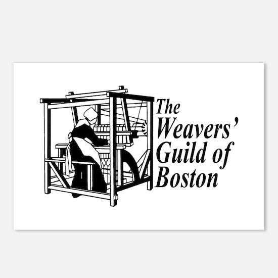 Cute Weaver Postcards (Package of 8)