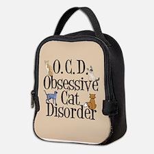 Cats Neoprene Lunch Bag