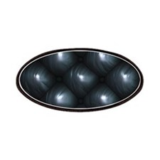 Lounge Leather - Black Patches