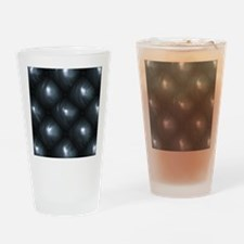 Lounge Leather - Black Drinking Glass