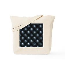 Lounge Leather - Black Tote Bag