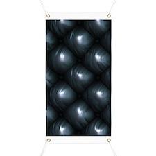 Lounge Leather - Black Banner