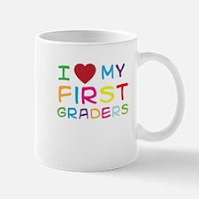 I love my first graders Mugs