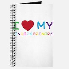 I love my kindergartners Journal