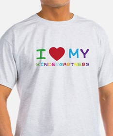 I love my kindergartners T-Shirt