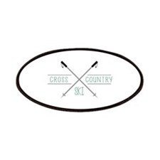 Cross Country Ski Patches