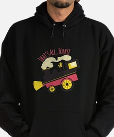 That's All, Folks! Hoody