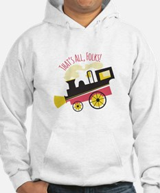 That's All, Folks! Hoodie
