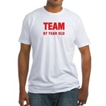 Team 97 YEAR OLD Fitted T-Shirt