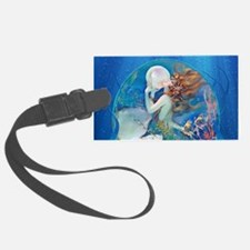 Clive Pearl Mermaid Luggage Tag