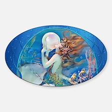 Clive Pearl Mermaid Decal