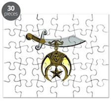Funny Shriners Puzzle