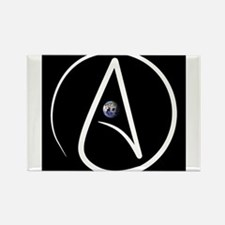 atheism earth Magnets