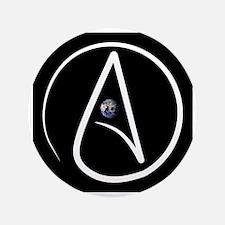 "atheism earth 3.5"" Button"