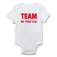 Team 96 YEAR OLD Infant Bodysuit