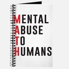 Math mental abuse to humans Journal