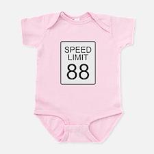88 Miles per Hour Infant Bodysuit