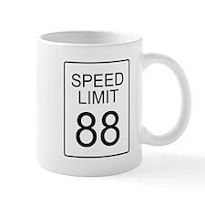 88 Miles per Hour Mug