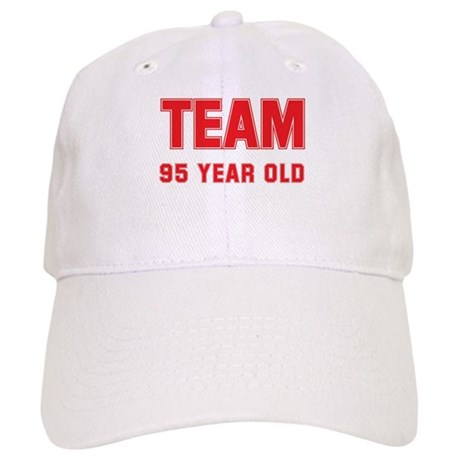 Team 95 YEAR OLD Cap