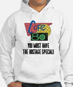 Cafe 80s Hostage Special Hoodie