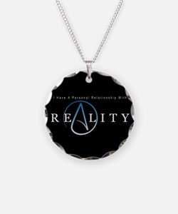 atheism reality Necklace