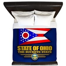 Ohio (v15) King Duvet