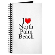 """I Love North Palm Beach"" Journal"